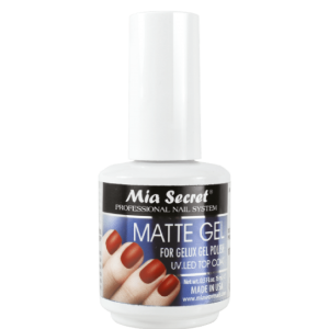 MATTE GEL for gel polish